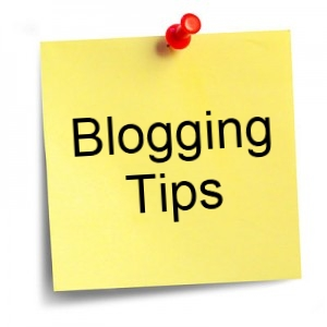 Blogging Tips or Rules for Living? - Scribbles & Musings